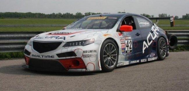 Дебют Acura TLX GT