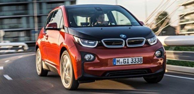 Электрокар BMW i3 станет водородным