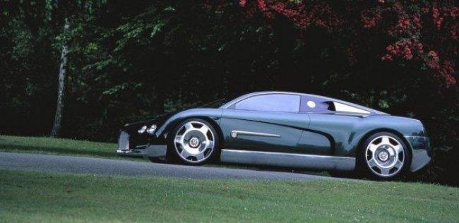 Новый Bentley построят на базе Audi R8