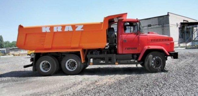 КрАЗ хочет собирать автомобили в Боливии