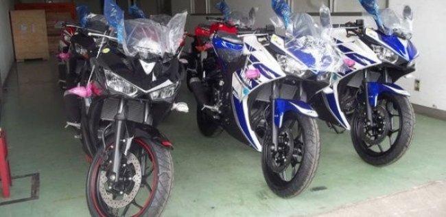 Yamaha R25: выпуск начат