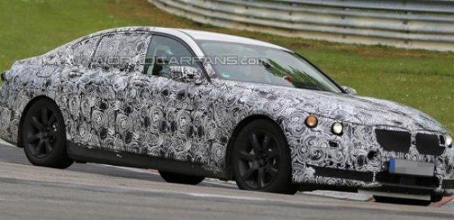 Новая BMW 7-Series получит М-версию