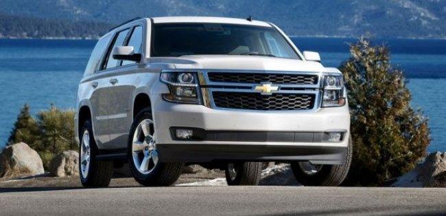 Chevrolet Niva и Tahoe представят на Московском автосалоне 2014