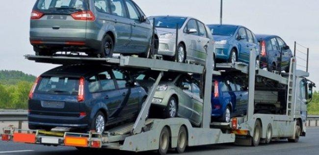 Импорт легковых автомобилей в Россию рухнул на 15%