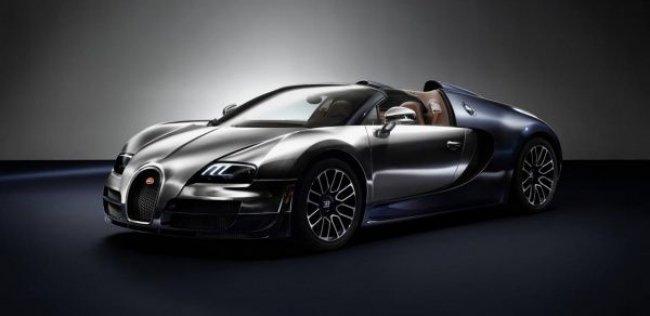 Компания Bugatti посвятила спецверсию «Вейрона» своему основателю
