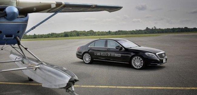 Объявлена цена Mercedes-Benz S 500 Plug-In Hybrid в Великобритании