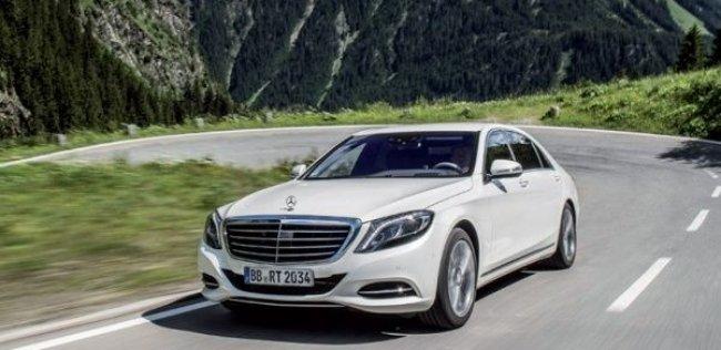 Продажи Mercedes-Benz за 9 месяцев выросли на 12,5%