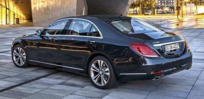Mercedes-Benz реализовал за год 100 000 автомобилей S-Class