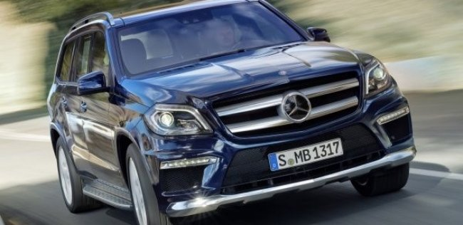 Mercedes-Benz изменил названия четырех моделей