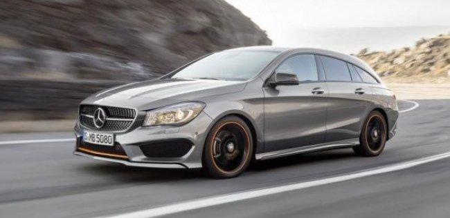 Mercedes-Benz представил самый маленький универсал