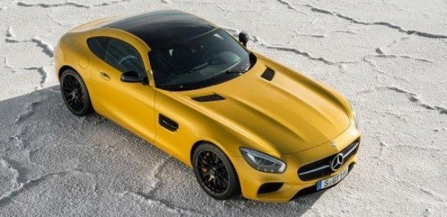 «Мерседес» добавит в семейство AMG GT «славный автомобиль»