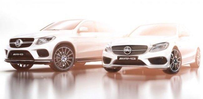 Mercedes-Benz подтвердил новую линейку спортивных моделей