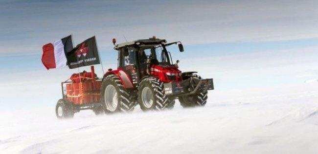 2500 километров на тракторе