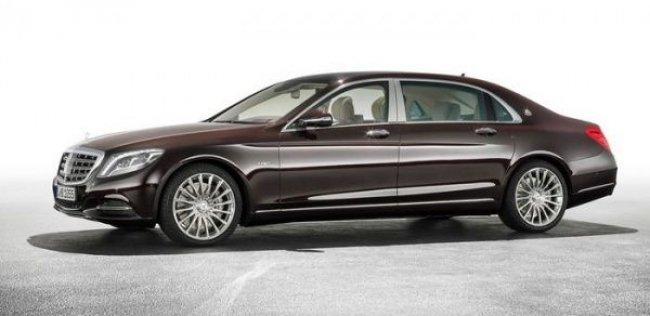 Объявлена цена на Mercedes-Maybach S-Class