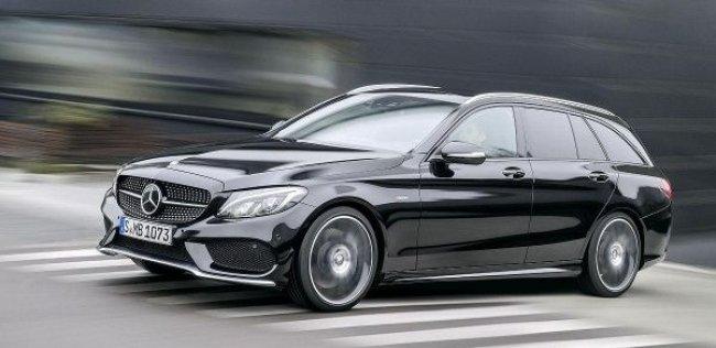 Mercedes-Benz привез в Детройт C 450 AMG Sport