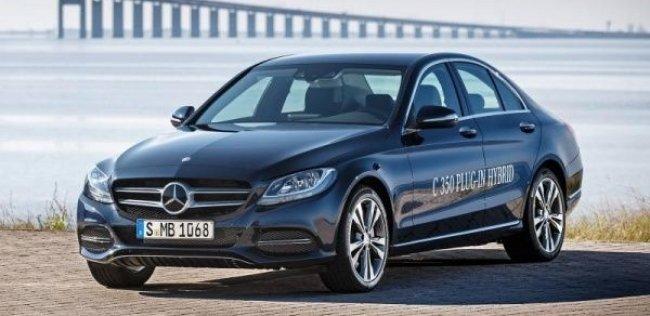 На автосалоне в Детройте представили Mercedes-Benz C 350 Plug-In Hybrid