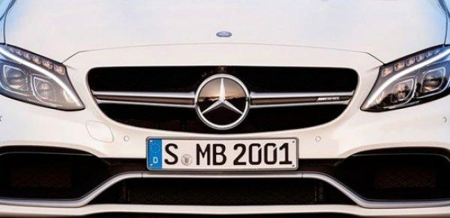 Названа дата премьеры Mercedes C63 AMG Coupe