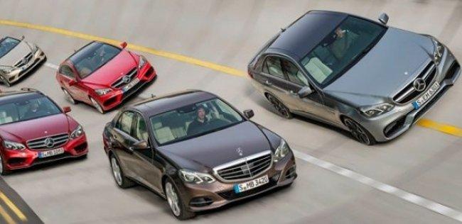 Mercedes-Benz отзывает 114 тысяч автомобилей