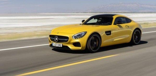 Mercedes-AMG GT S обойдется в 129 900 долларов