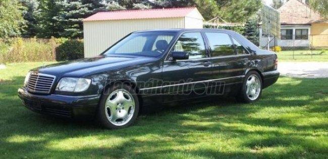 Mercedes-Benz Михаэля Шумахера выставили на продажу в Венгрии