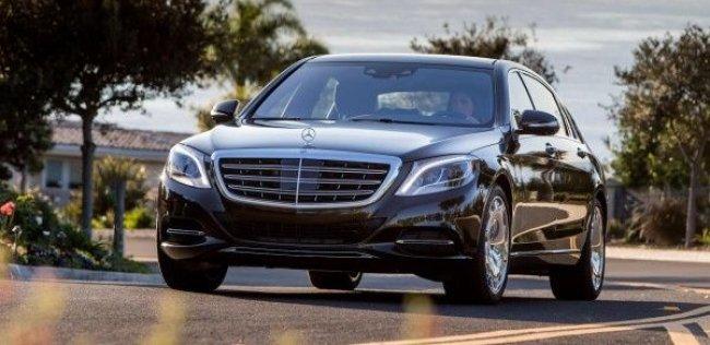 Mercedes-Maybach назвали конкурентом подержанным Rolls-Royce