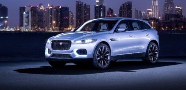 Jaguar выпустит электрический кроссовер
