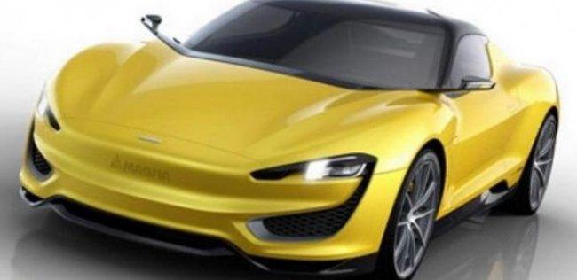 Сборщик «Гелендевагена» разработал гибридный спорткар