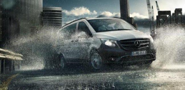 Новый Mercedes-Benz Vito. Расширяя возможности