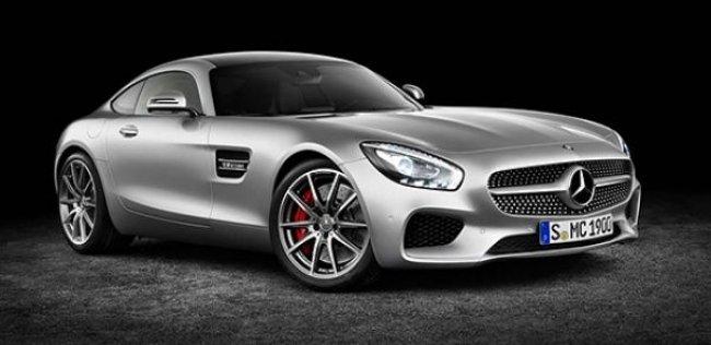 Mercedes придумал название для нового спорткара