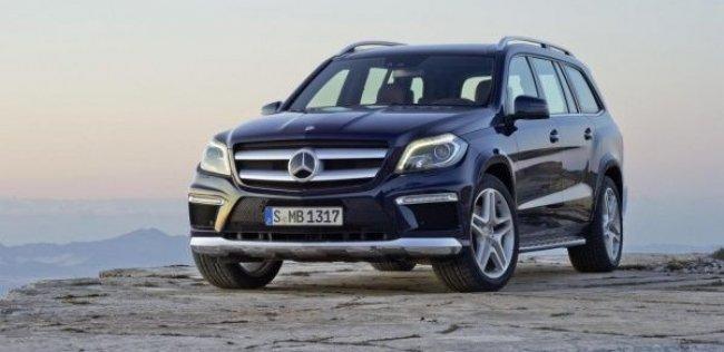 Внедорожник Maybach выпустят после выхода нового Mercedes GLS