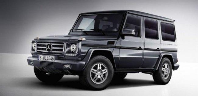 Mercedes G500 получит 422-сильный мотор