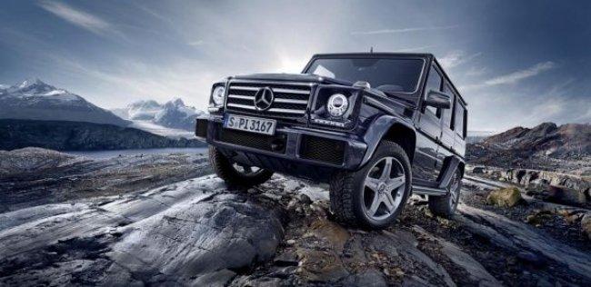 Mercedes-Benz представляет обновленный G-Class