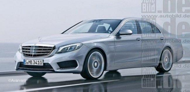 Следующий E-Class от Mercedes: новые рендеры и информация