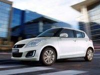 ����� ������� ��������� ��������: ����������� Suzuki Swift ��� � �������