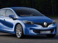 ����� ��������� Renault Megane ������� �� ���������� �� ����������