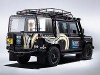 Land Rover ������� � Defender ����� ��� ��������� �������