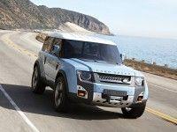 ������ ������ Land Rover Defender ������� � ��������� ������
