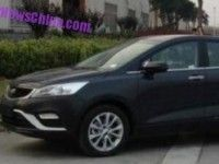 ��������� Geely Emgrand Cross ������ � ��������