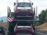 ����������� Fiat 500 �������� �� �������� �� ��� ������ �� ��������