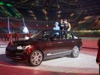Land Rover ������� ��������� Range Rover ��� �������� ��������������