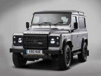Land Rover ������ ���������� ��������� Defender