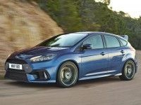 Ford Focus RS ������� ����� ������ �����, ��� ���� ��������