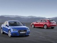 Audi A4 ������� �� ������� �����