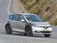 ����� Renault Grand Scenic ������� ������� �� ������