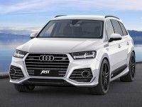����� Audi Q7 ���������� � ����������� ��������������