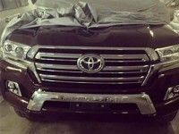 ������������ ������ ���������� ������������ Toyota Land Cruiser