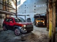 Jeep ���������� Renegade � ��������� ���������