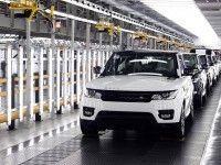 Jaguar Land Rover ����� ��������� ���������� � �������