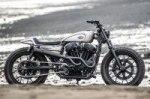 Стрит трекер Harley-Davidson XR1200 Rusty Slider