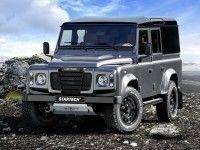 ����� ���������� � 68-����� Land Rover Defender ������ �����������
